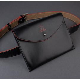 70b688b10457 Поясные сумки кожаные женские (москва, санкт-петербург) черные ...