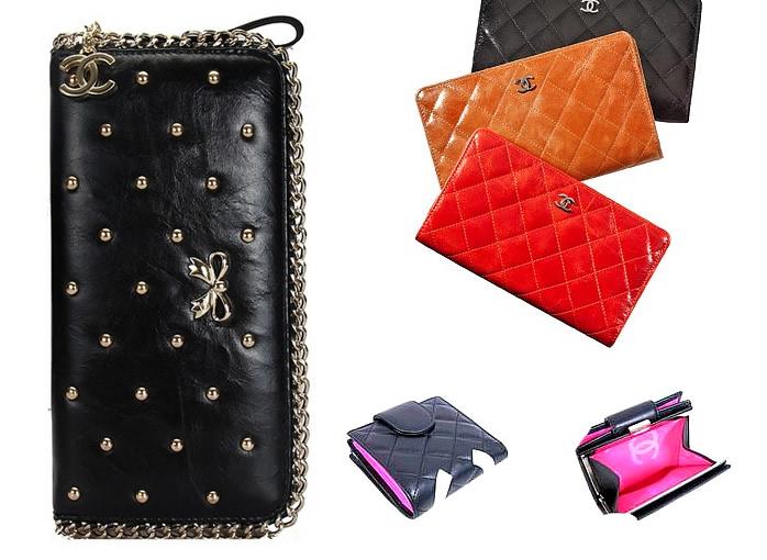 Кошельки Chanel - 125b21f1080