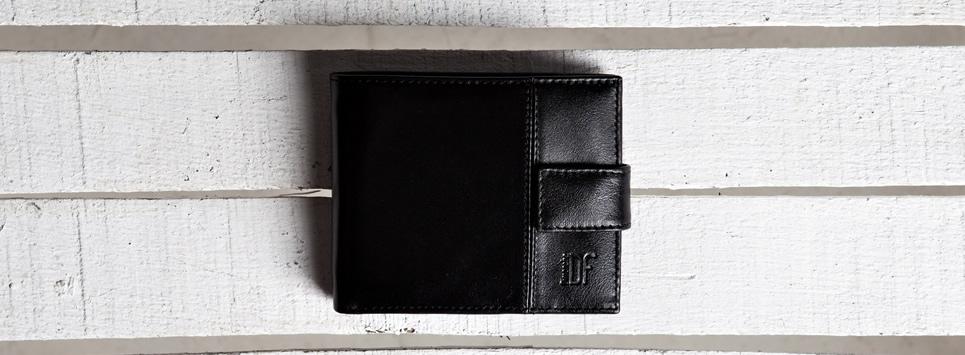 Мужские кожаные портмоне